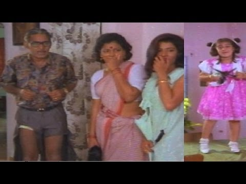 Joker Movie Comedy || Baby Shamili Funny Teasing Sakshi ...