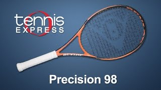 DUNLOP Precision 98 Tennis Racquet Review | Tennis Express