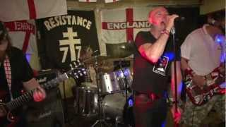 St Georges Day 12 - Far Away - Resistance 77
