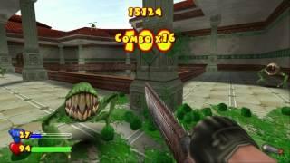 Serious Sam: Next Encounter PS2 Gameplay HD (PCSX2)