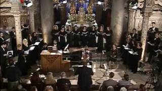 Magnificat - Tomaso Checcini - Zbor HRT - Tonči Bilić