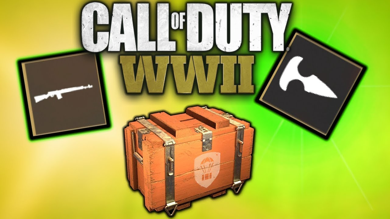 NEW Weapons COMING SOON + How To Rank Up The Calvary Division Fast! (Call Of Duty: WWII Multiplayer)