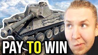PAY TO WIN - Kolejna PREMKA - World o Tanks