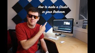How to make a Studio in your Bedroom