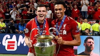 Liverpool want to compete for everything this season - Andrew Robertson | Premier League