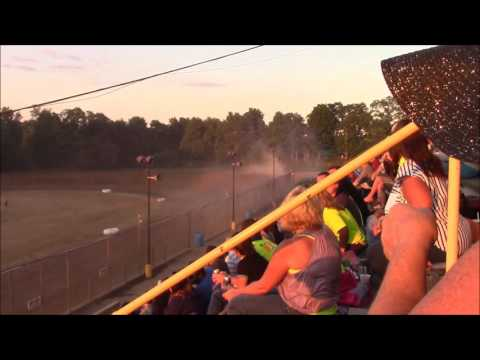 Butler Motor Speedway UMP Modified Heat #2 9/3/16