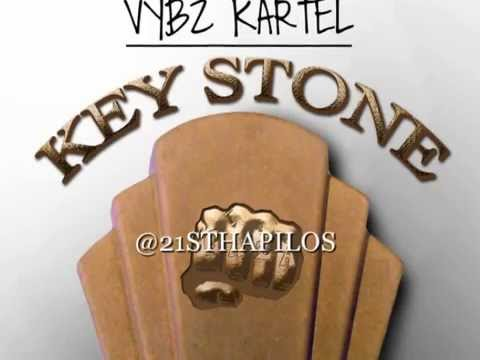 Vybz Kartel  - Key Stone (Official Audio) | Dancehall 2015 | 21st Hapilos