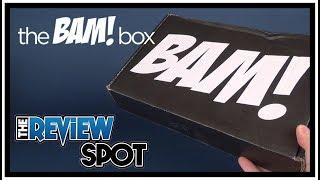 Subscription Spot   The Bam! Box  December 2017 UNBOXING!
