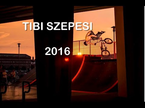 Tibi Szepesi 2016 BMX Video
