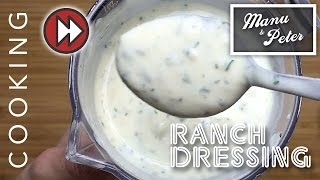 Quick & Easy Ranch Dressing Recipe for Salads (EP6)