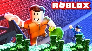 I STEAL THE MOST MONEY EVER!! (Roblox Madcity)