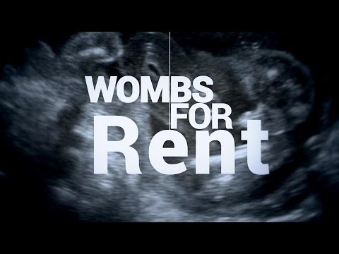 Wombs for Rent:  surrogate mothers in India