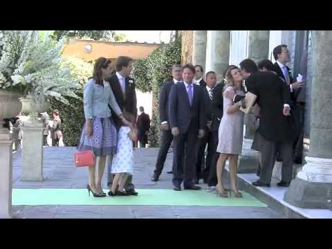 Wedding Princess Carolina
