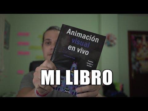 MI LIBRO: Animación Visual En VIvo