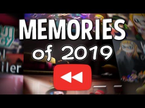 BenjiFridgy Rewindo: 2019