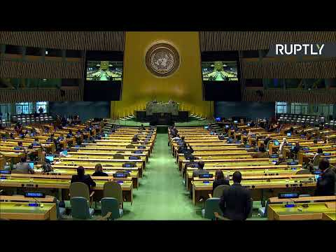 UNGA Day 3: World leaders take part in morning session