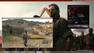 Metal Gear Solid V: The Phantom Pain +12 Trainer (updated)