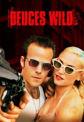 deuces wild movie poster