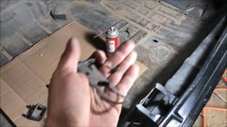 how to install a trunk lid deck lid 68-72 chevelle gm a body parts list DIY do it yourself