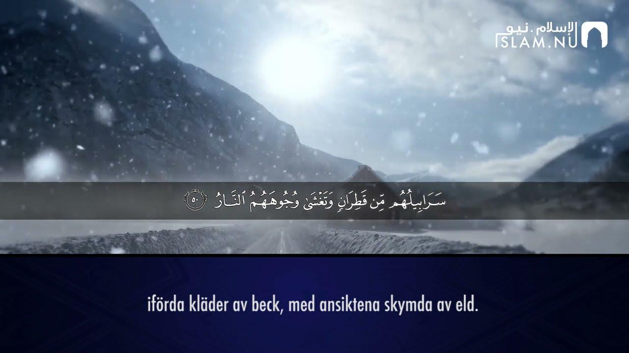 Surah Ibrahim (42-52) - Raad Muhammad Al-Kurdi