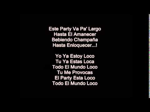 kevin roldan ft nicky jam party remix letra