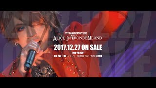 """2017年12月27日リリース LIVE DVD&Blu-ray 「13TH ANNIVERSARY LIVE """"AL..."""
