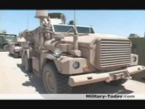 Cougar Armoured Vehicle