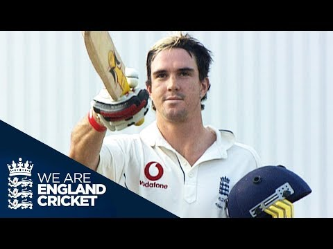 Kevin Pietersen's Maiden Test Hundred: 5th Ashes Test The Oval 2005 - Highlights