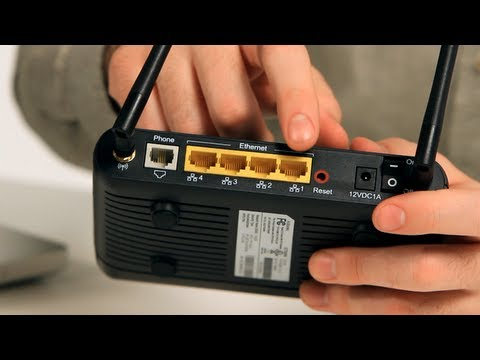 How to Set Up a Router | Internet Setup