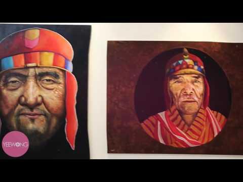 WARRIORS  TWINZ Debut Art Exhibition in Thimphu (VAST Bhutan)