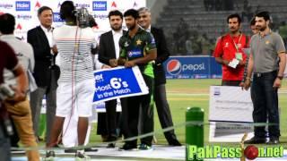 Pakistan V Zimbabwe, 22nd May 2015, 1st T20, Lahore PakPassion