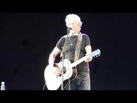 Kris Kristofferson - Lovin' Her Was Easier (Live at Roskilde Festival, July 6th, 2013)