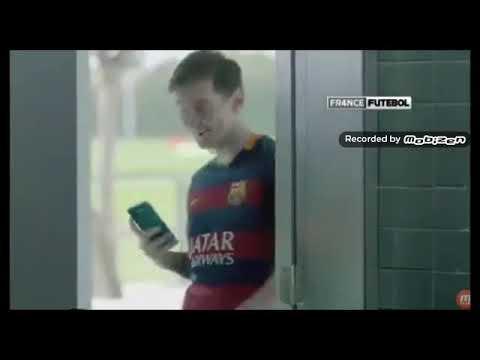 Barcelona .  Messi,suarez,neymar. France,futbol