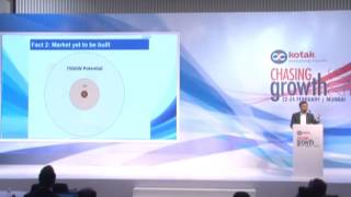 Kotak Institutional Equities Conference 2016 - James Abraham