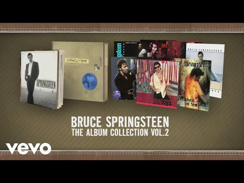 Bruce Springsteen - Album Collection Vol. 2 Announcement Trailer