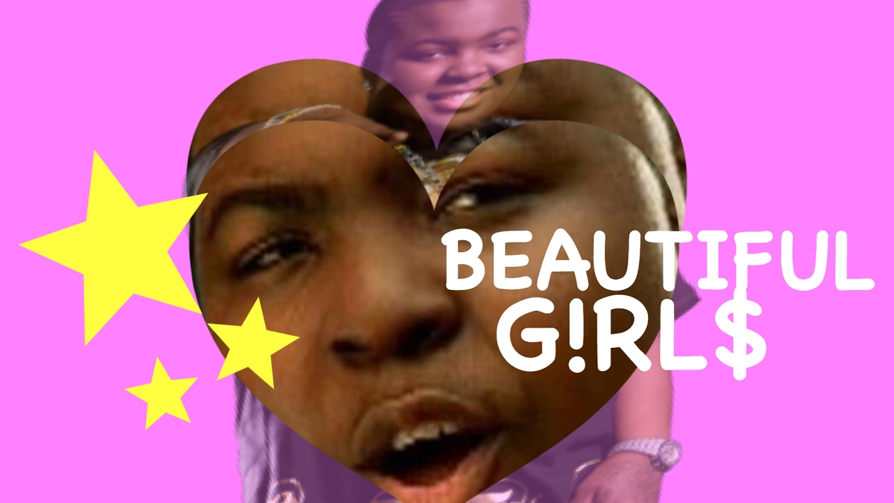 """""""Beautiful Girls"""" by Sean Kingston but almost every lyric ..."""