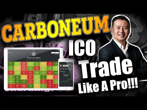 #Carboneum ICO (@carboneum_io) - TRADE CRYPTO LIKE A PRO! HUGE POTENTIAL! (ETH Giveaway!!)