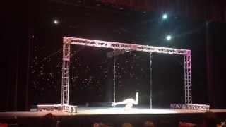 PPC Pole Dance Competition Las Vegas 2013 Andrea Britz