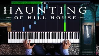The Haunting Of Hill House - Go Tommorow (Synthesia Piano Tutorial)