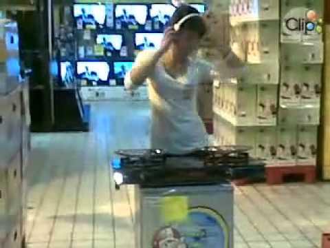 Đẳng cấp DJ   bếp ga