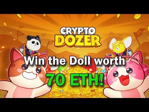 the-dapper-weekly-|-ep-17---cryptodozer-review-(can-you-win-the-70-eth-doll?)