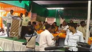 DHANBAD Ghatwar jila adhayaksh Gopal ray in ranchi