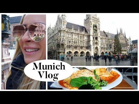 Travel Vlog: Πάμε Μόναχο !!! | Gina