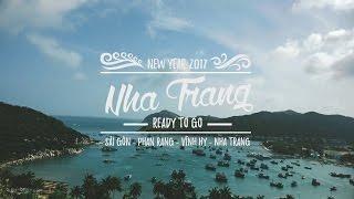 Phượt Nha Trang - Phan Rang - Vĩnh Hy * Đường ven biển / New Year 2017   Go with Minc
