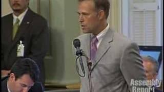 Jared Huffman Calls for Ballot Initiative on Iraq War Part 1