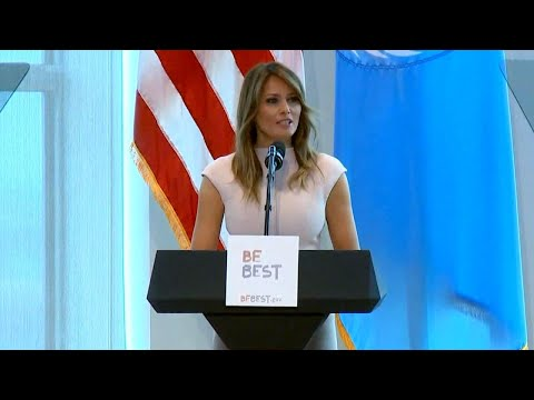 First Lady Melania Trump Heading to Africa on First Solo Trip