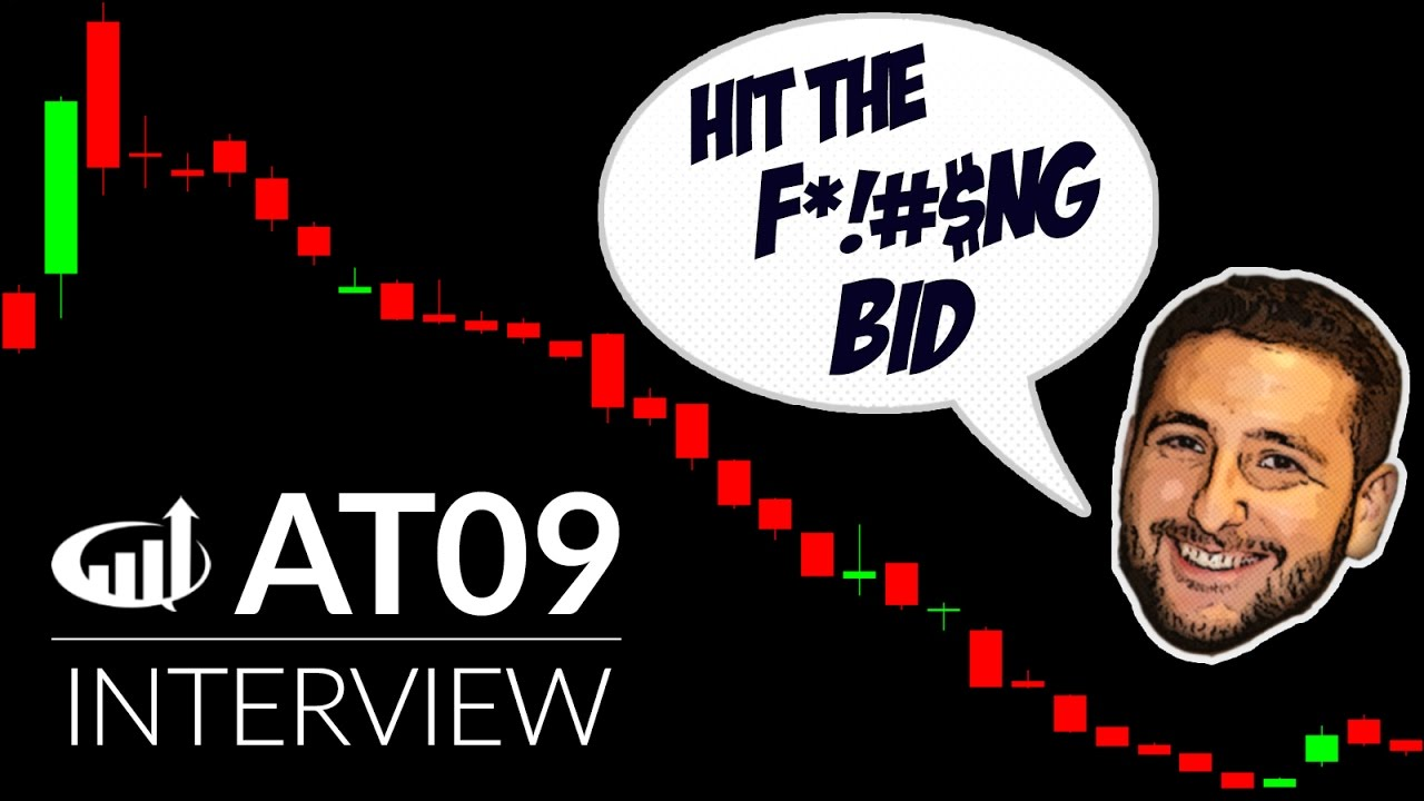 22-Year Old Successful Day Trader Shares His Strategy - AT09 ...