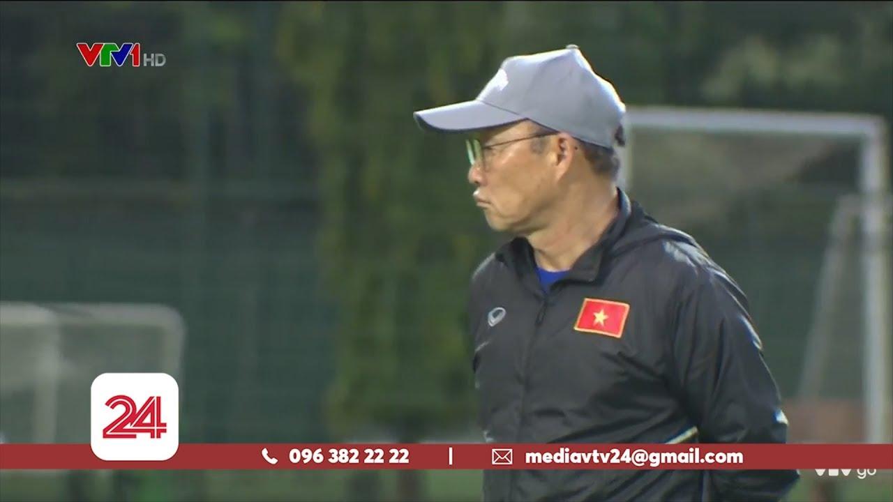 Thầy Park 'sốc' Văn Hậu sang Hà Lan, lo vắng mặt SEA Games | VTV24