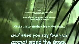 The Angels - Shelter from the Rain - With Lyrics