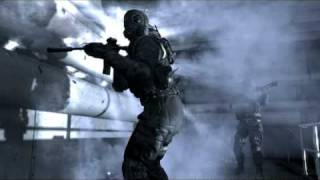 Call Of Duty 4: Modern Warfare [Music][Airplane]